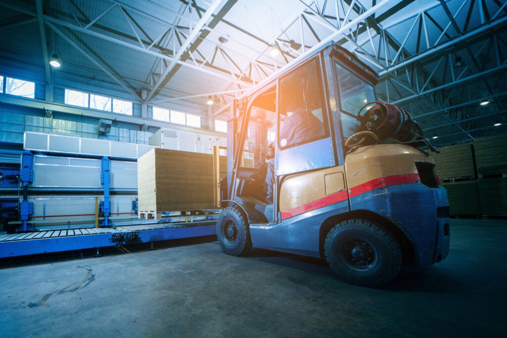 renting a forklift long term