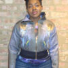 super hero huff jacket