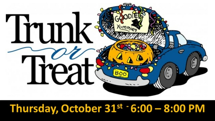 Trunk or Treat in Coon Rapids