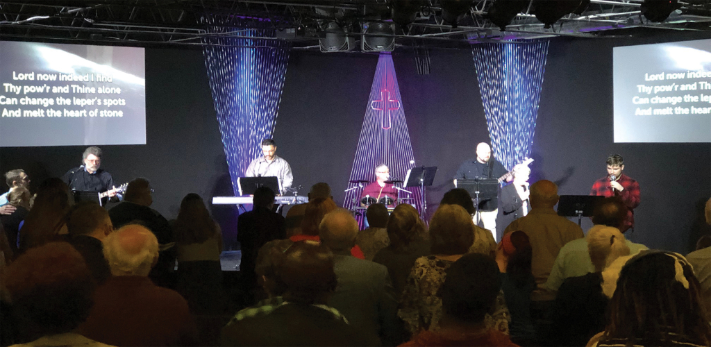 North Point Church Worship Team