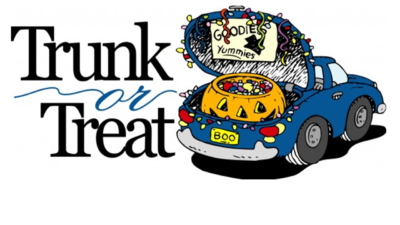 Trunk or Treat at North Point Church
