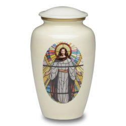 Affordable Alloy - White - Spiritual – Adult – A-3263-A