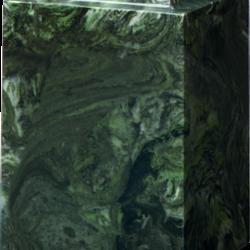 Windsor Cultured Marble Adult Urn Dark Green - Adult - CM-W-DARK-GREEN-A