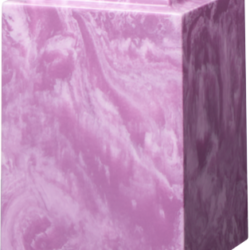 Windsor Cultured Marble Adult Urn Purple - Adult - CM-W-PURPLE-A