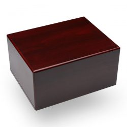 Affordable Cherry Urn Box