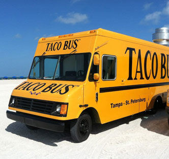 Taco Bus to Feed Local Veterans