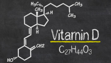 Chemical formula of Vitamin D