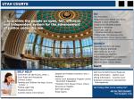 Utah Courts Website
