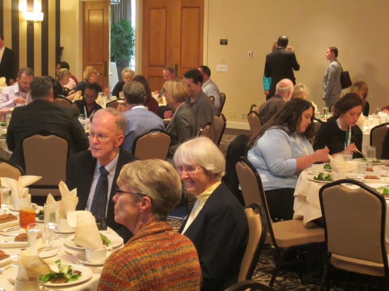 Sponsor Lunch Karen Thorson Award