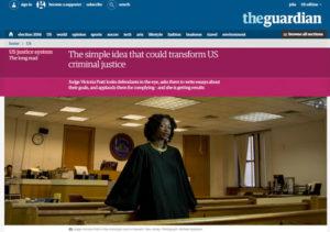 Judge Pratt at The Guardian