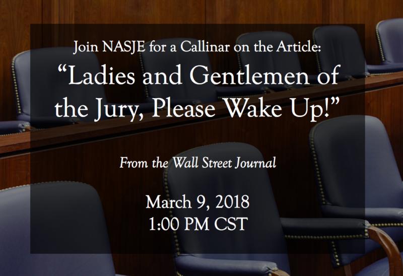 Callinar   Jury Wake Up!