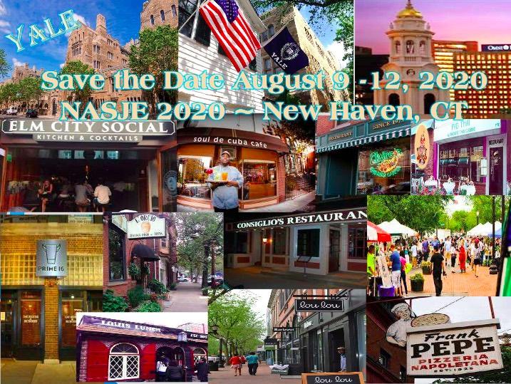NASJE New Haven 2020