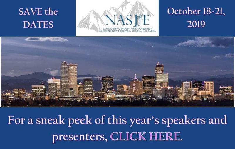 Sneak Peek of 2019 Conference Speakers