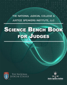 Science Benchbook for Judges