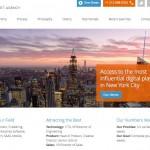 Magnet Website Homepage