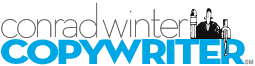Conrad Winter Copywriter