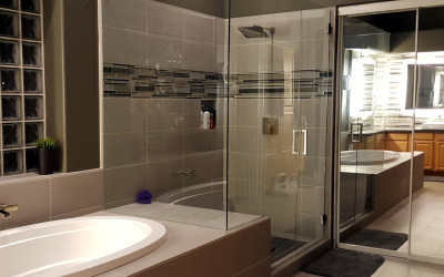 Luxury Showers Transform Bathrooms