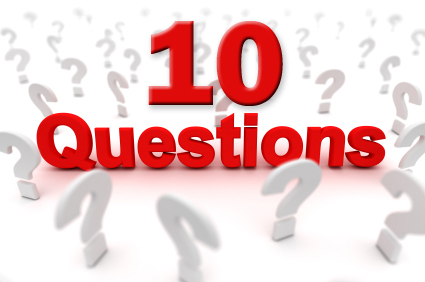 10 shower Questions