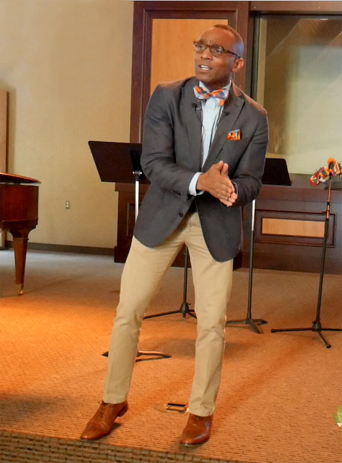 Steven Garner, Motivational Speaker