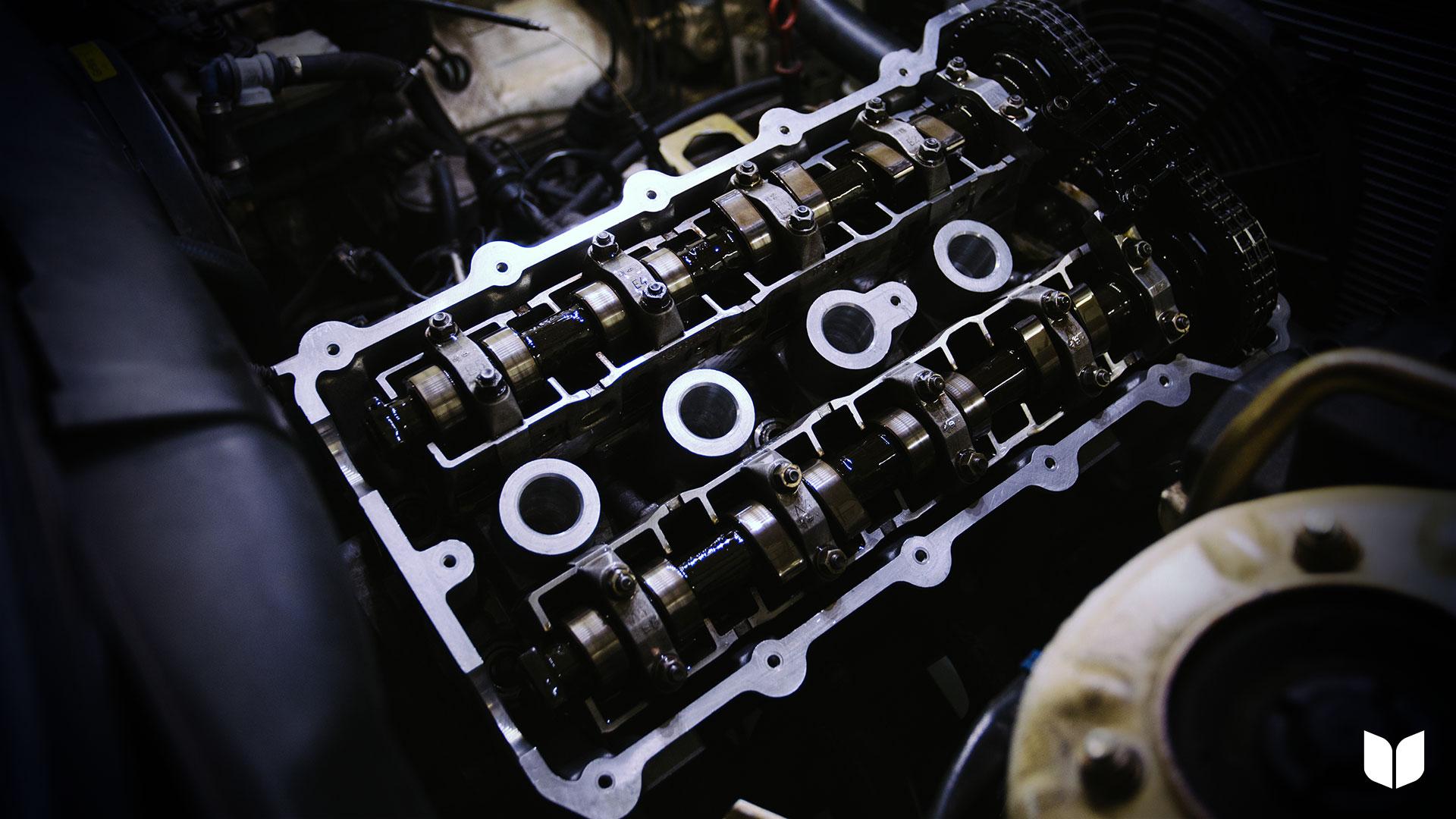 Parts Score Service BMW E30 318is Rebuilt Cylinder Head