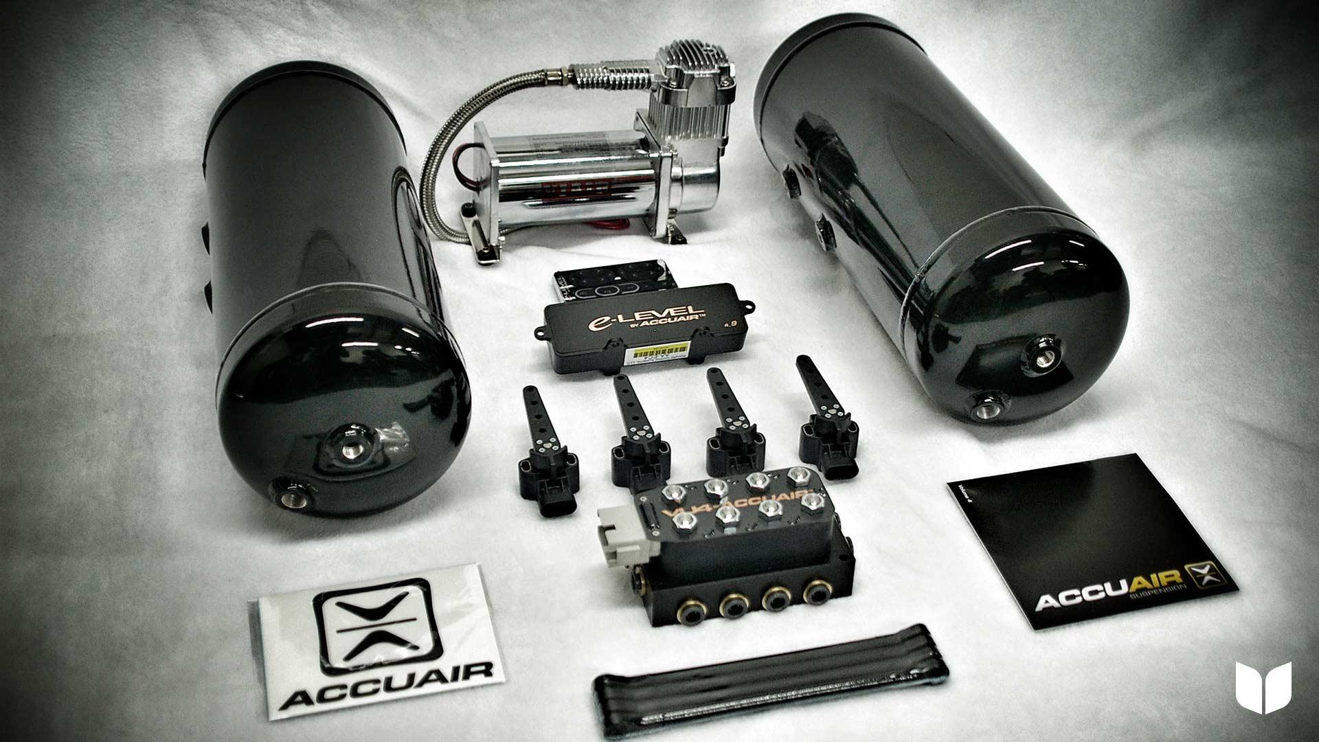 AccuAir Air Management Kit