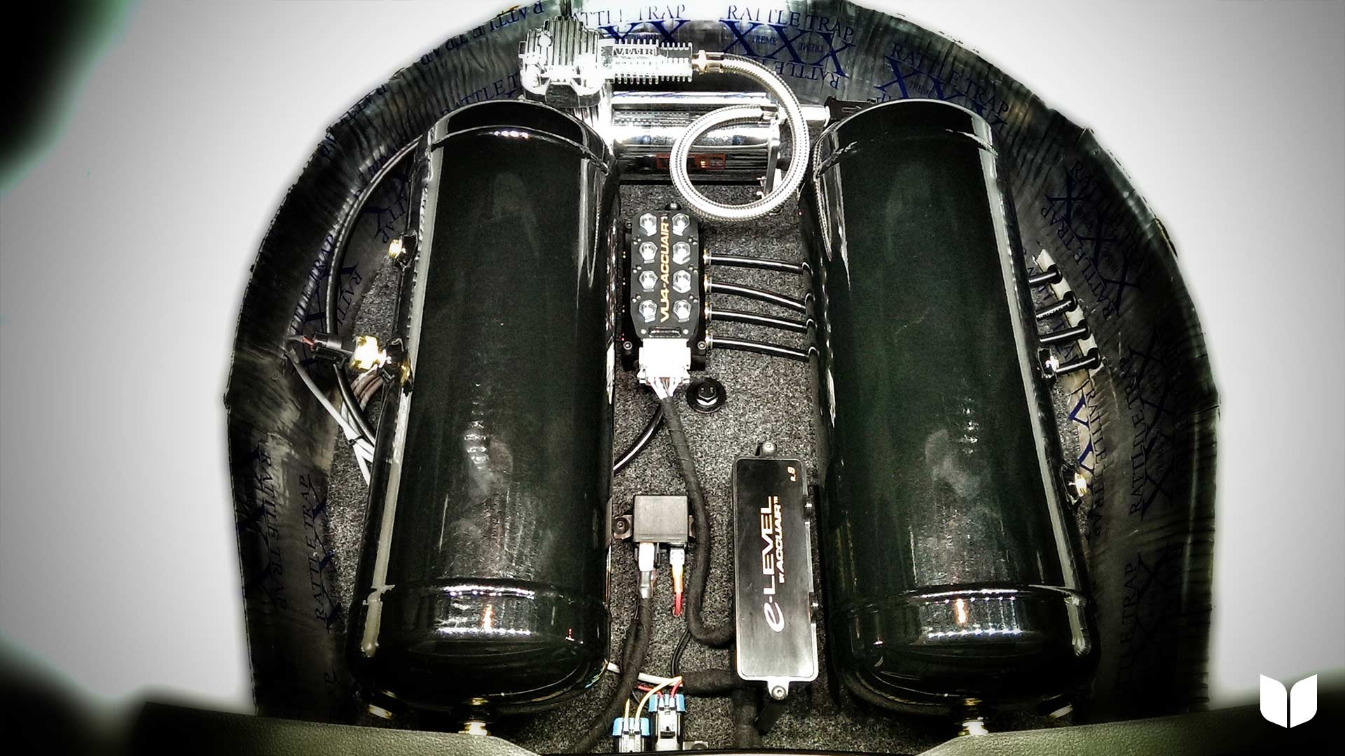 Air Management Placed in Trunk