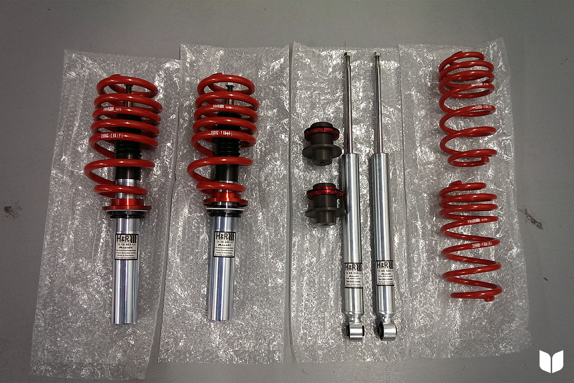 H&R Street Performance Coilover System