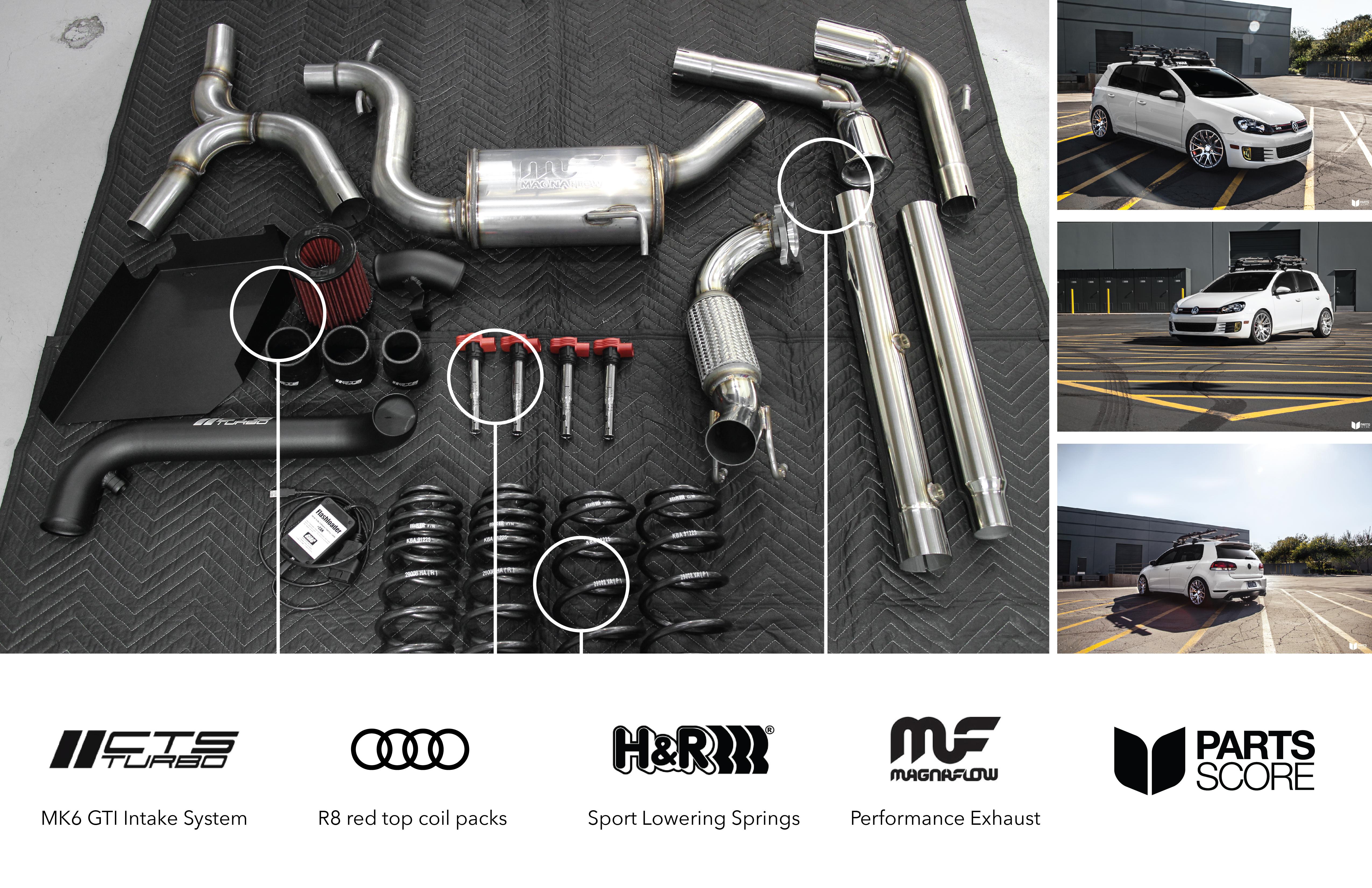 MK6 GTI Power Pack