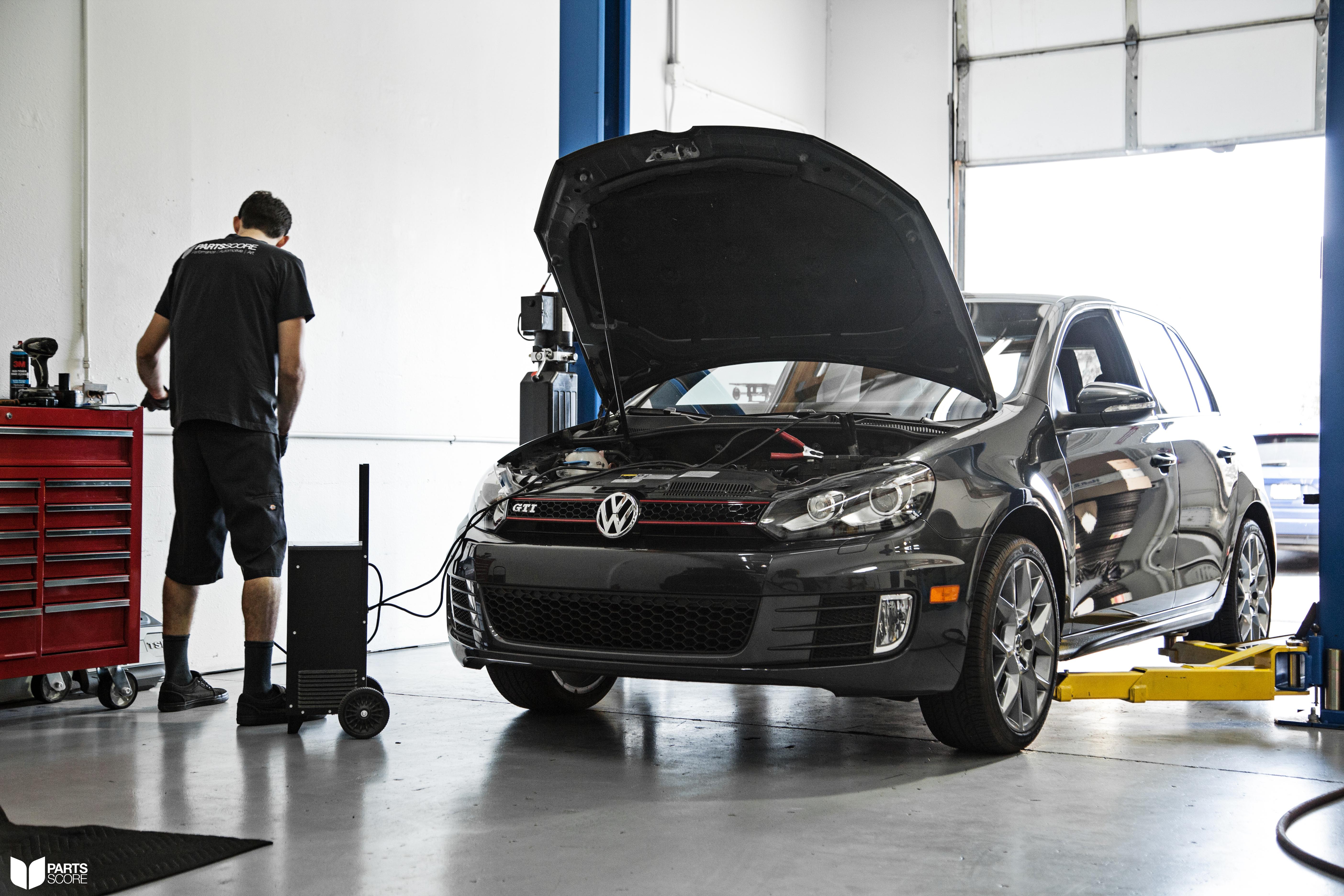 The 2015 VW Mk6 GTI, GIAC Flash