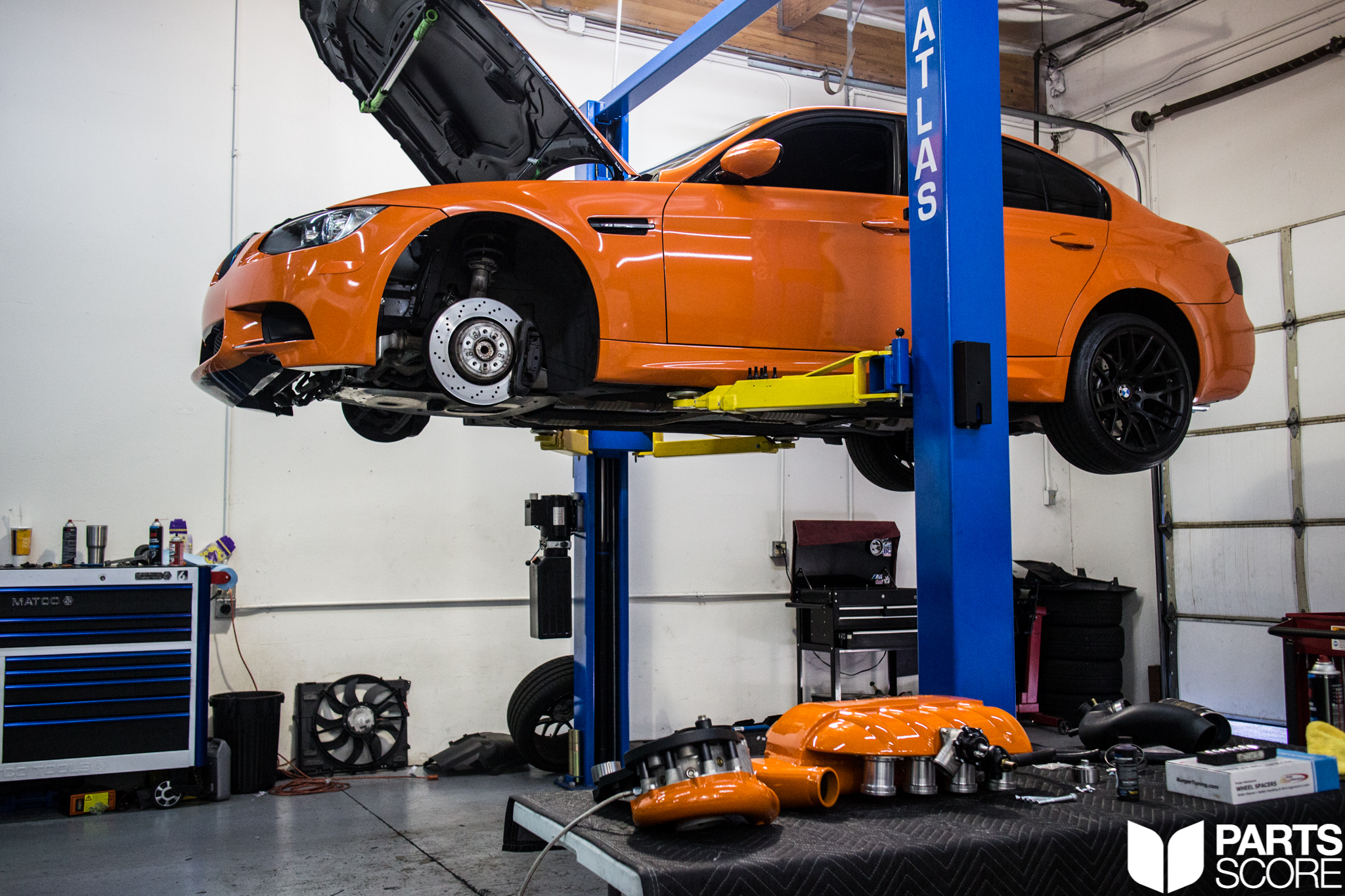 Parts score, bmw, m3, e90m3, supercharger, esstuning, supercharged, s65, v8, s65 v8, supercharged m3, supercharger, boost, fireorange, sleepersedan, powdercoat, powdercoating, fireorange, orange, insane, bmwm, bmwmpower, bmwmperformance, sheerdrivingpleasure, partsscore, conduktco, canibeat, mpower,