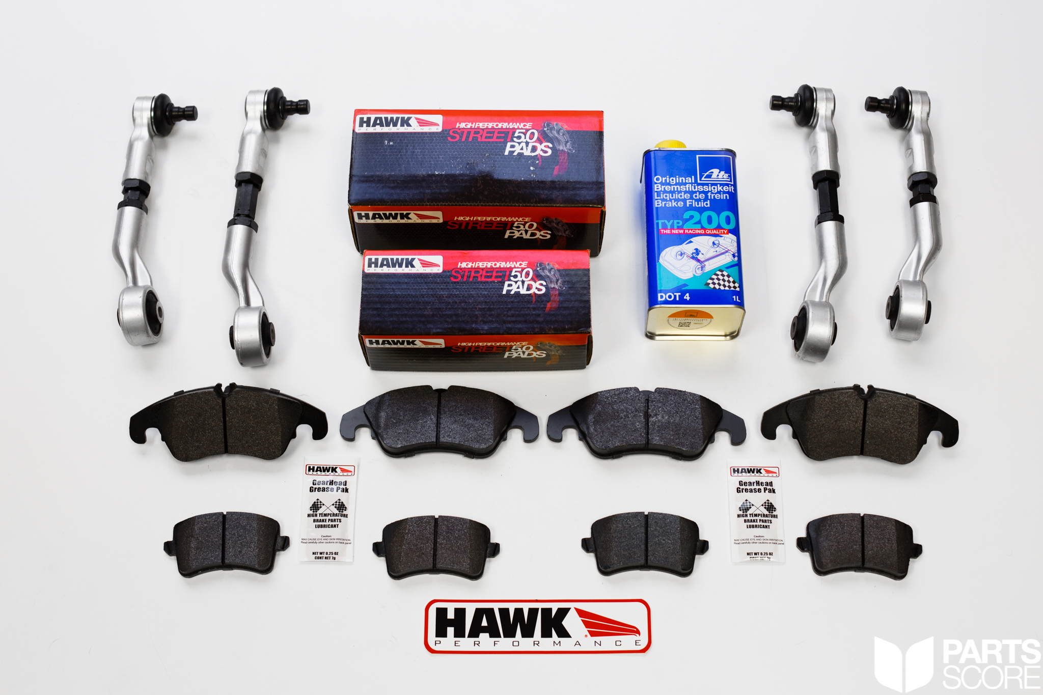 parts score, partsscore, audi, s4, Adjustable Upper Control Arms, spc control arms, spc, spc audi, ecs tuning, audis4, audis, control arms, camber, caster, racecar, performance, audirs, b8, b8.5, b8 s4, b8.5 s4, stance, slammed, coilovers, springs, static, airride, air ride, giac, stage 2, giac stage 2, hawk, hawk hps, hawk pads, brake pads, hawk brake pads, hawk performance, brake fluid