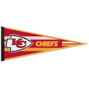Classic Pennant - Kansas City Chiefs