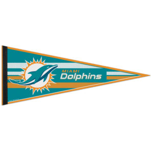 Classic Pennant - Miami Dolphins