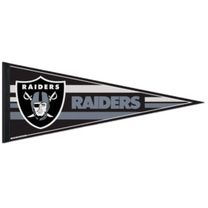 Classic Pennant - Oakland Raiders