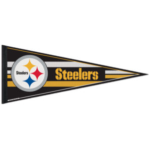Classic Pennant - Pittsburgh Steelers
