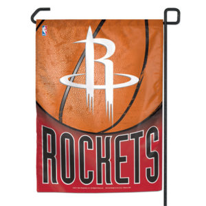 Garden Flag - Houston Rockets