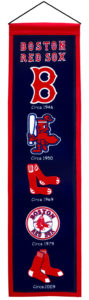 Heritage Banner - Boston Red Sox