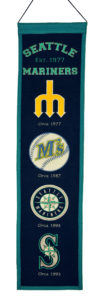 Heritage Banner - Seattle Mariners