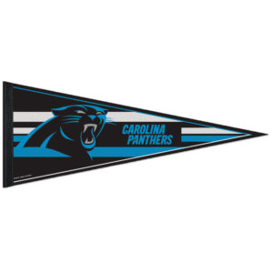 Classic Pennant - Carolina Panthers