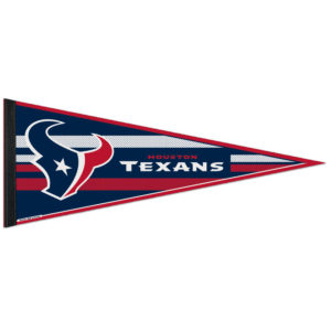 Classic Pennant - Houston Texans