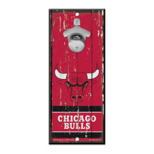 Bottle Opener Chicago Bulls