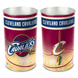 Tapered Wastebasket - Cleveland Cavaliers