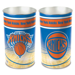 Tapered Wastebasket - New York Knicks