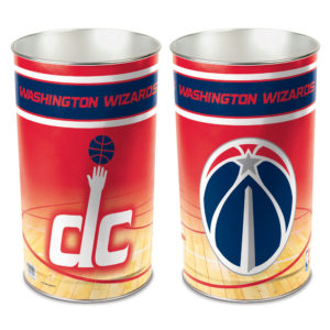 Tapered Wastebasket - Washington Wizards