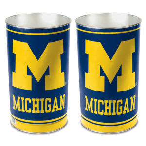 Tapered Wastebasket - University of Michigan