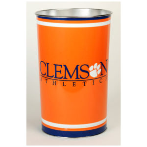 Tapered Wastebasket - Clemson University