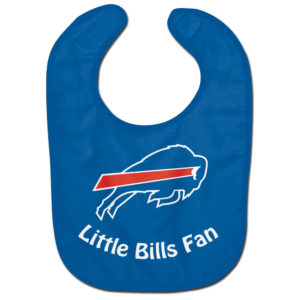 Little Fan Bib - Bills