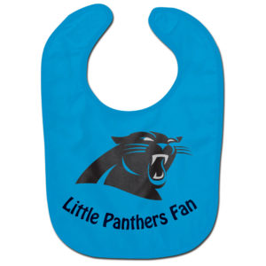 Little Fan Bib - Panthers
