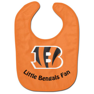 Little Fan Bib - Bengals