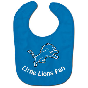 Little Fan Bib - Lions